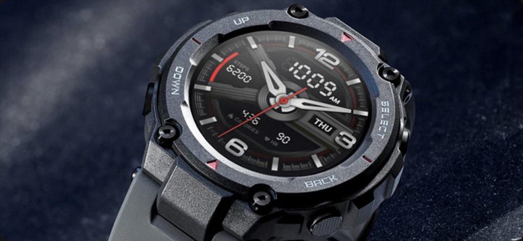 EU verzia hodiniek Amazfit T-Rex