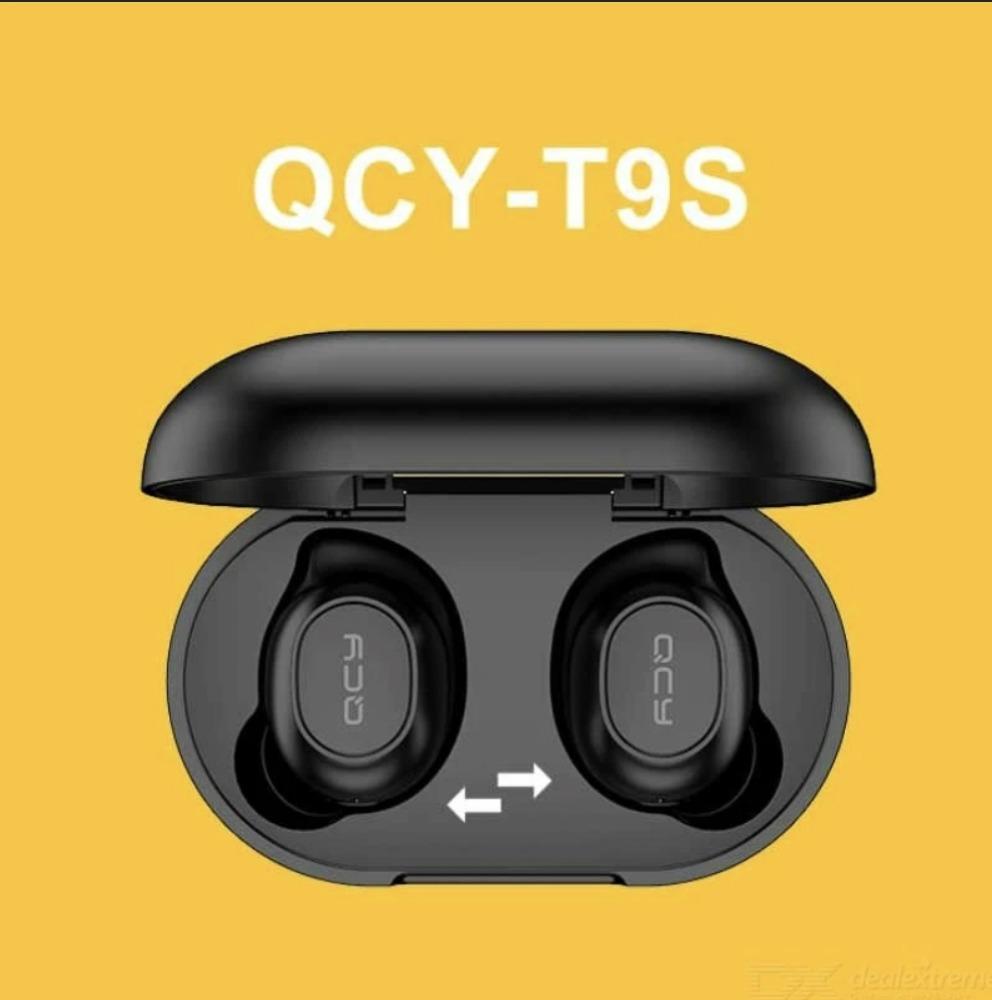 QCY T9S TWS slúchadlá
