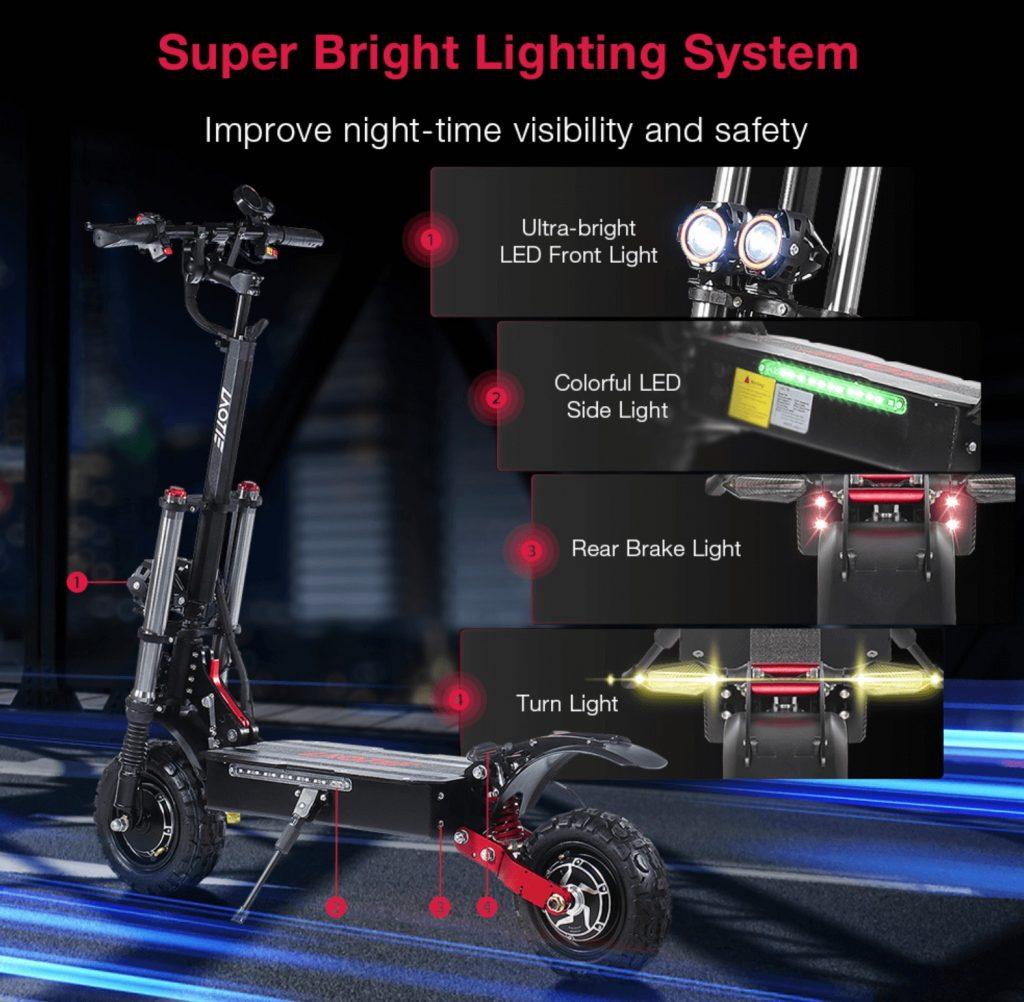 Svetlá a smerovky pre tvojú bezpečnosť