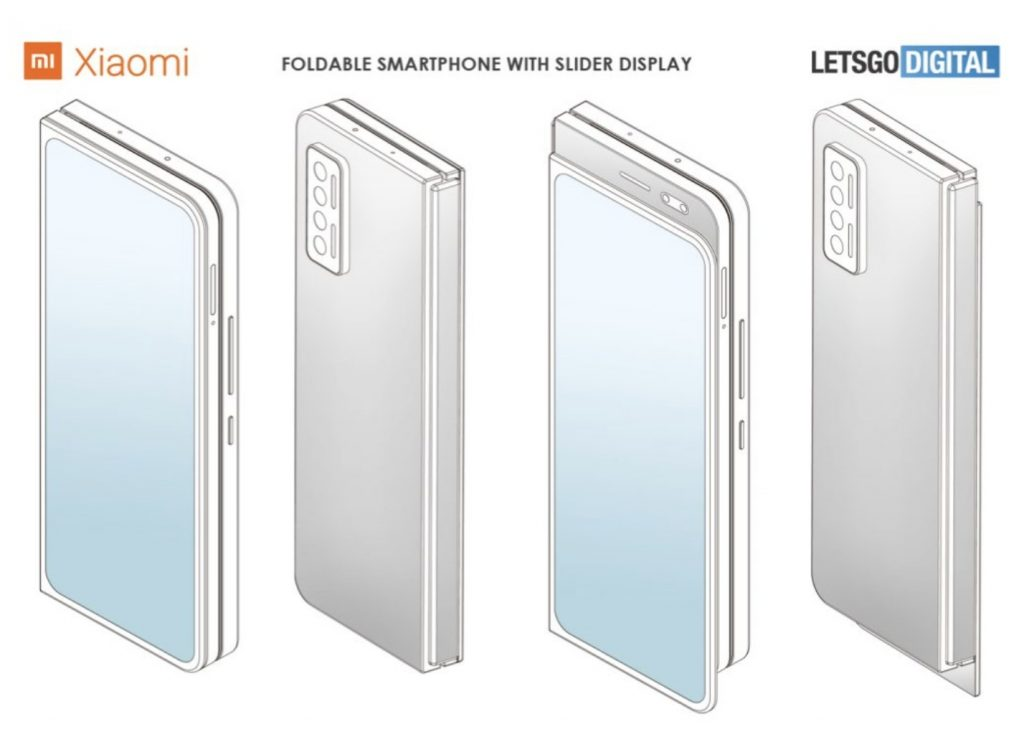 Xiaomi má na mysli smartfón s veľmi podobným dizajnom ako Samsung Galaxy Fold