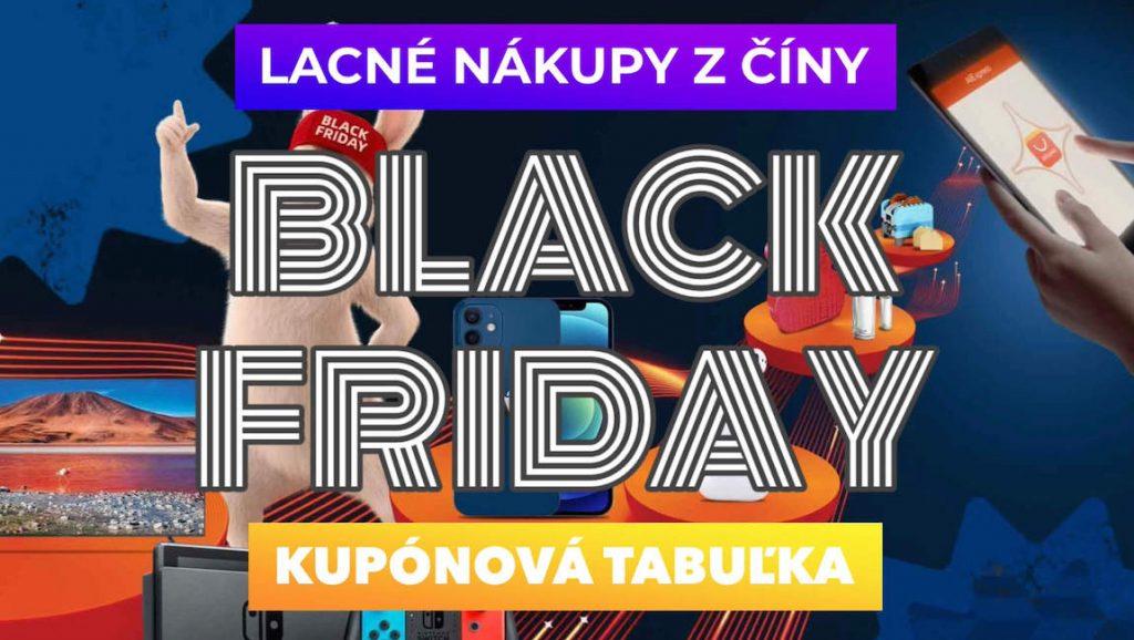 Black Friday na Aliexpress