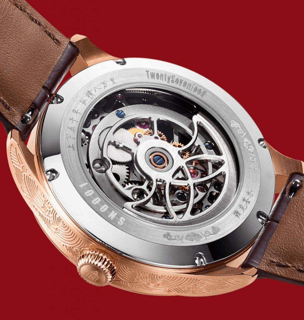 mechanicke hodinky Xiaomi