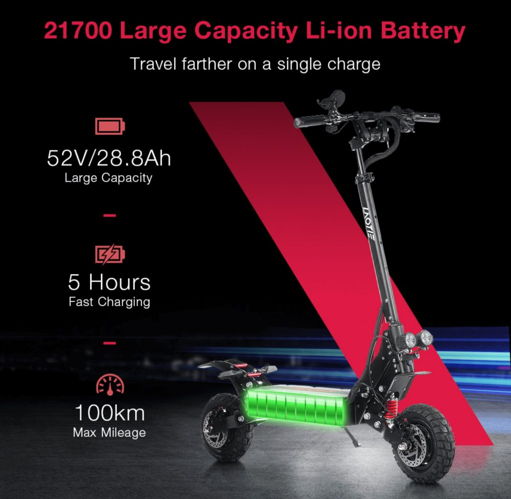 Laotie ES18 Lite batéria