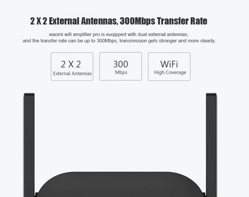Xiaomi WiFi repeater