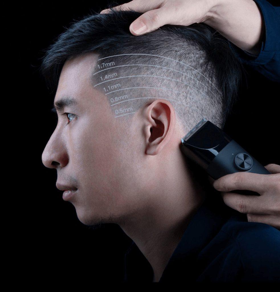 Elektrický strojček na vlasy XIAOMI Mijia