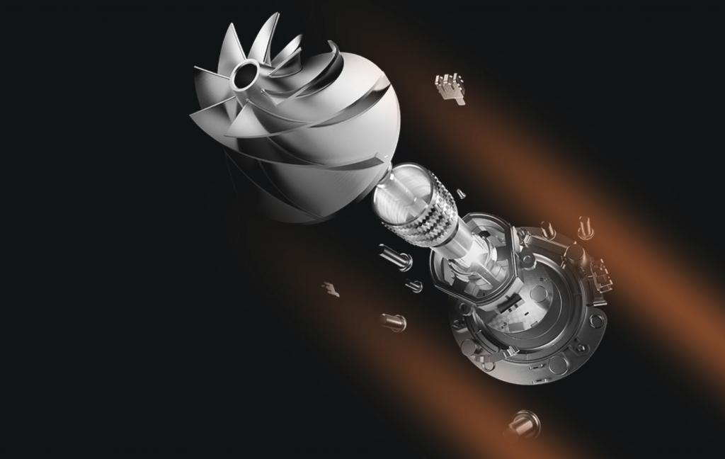 Motor SPACE 5.0 Smart