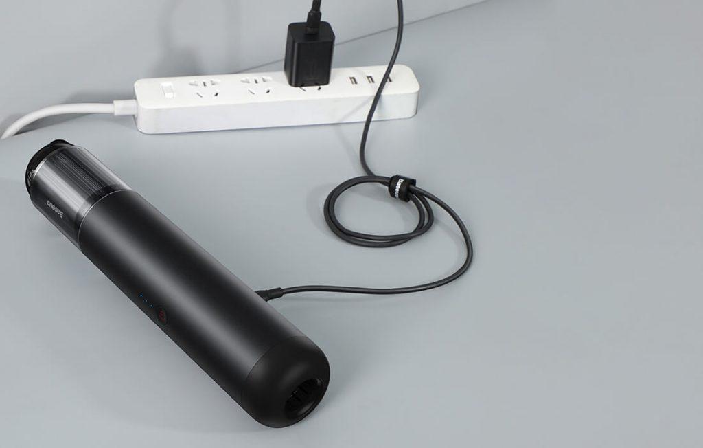 Akumulátorový vysávač Baseus A3