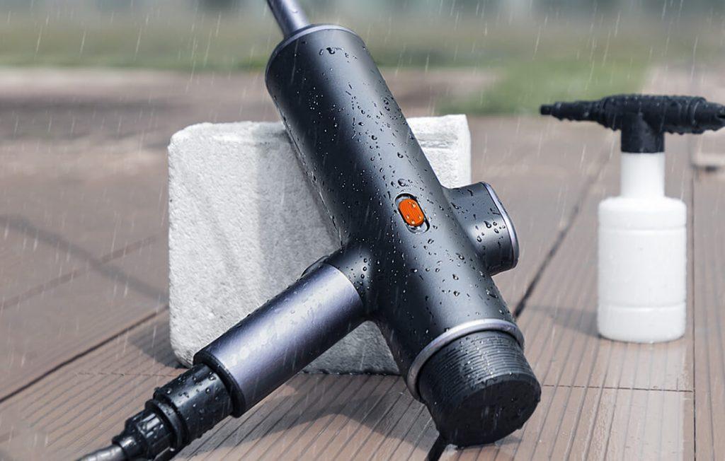 Akumulátorový tlakový čistič
