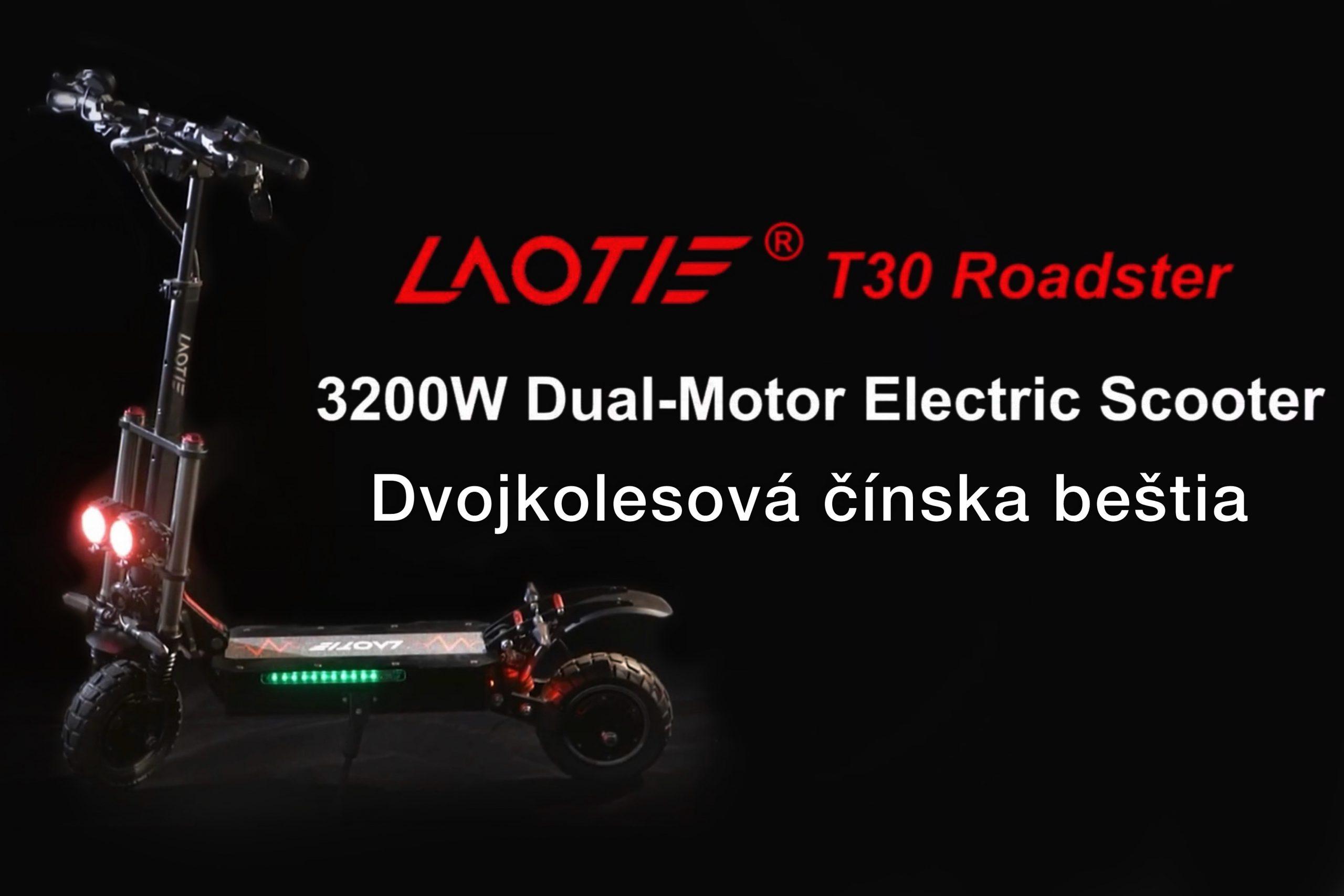 Laotie Ti30 Roadster